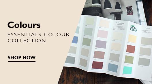 HMG Paints Colours