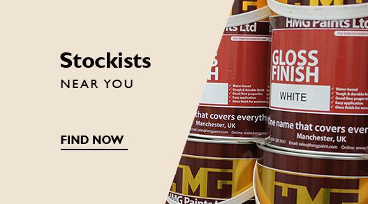Find your HMG Decorative Stockists