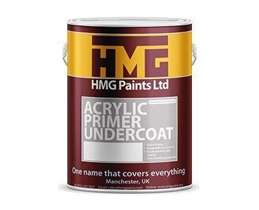 Decorative Acrylic Primer Undercoat