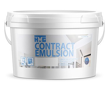 HMG Trade Contract Matt Emulsion