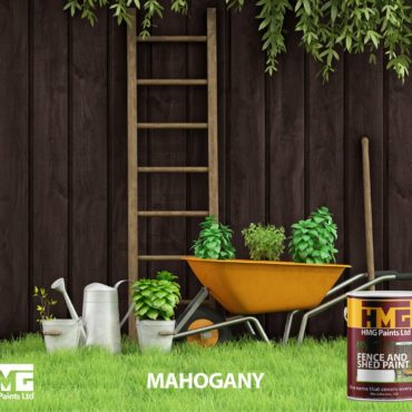 Mahogany Fence and Shed Paint - HMG Paints