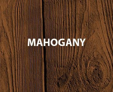 Mahogany Paint for garden Fences and sheds