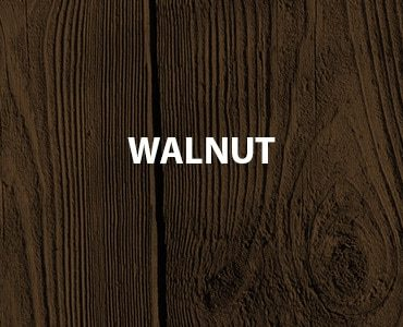 Walnut Paint Colour for garden Fences and sheds
