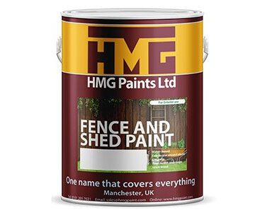 Paint for garden Fences and sheds
