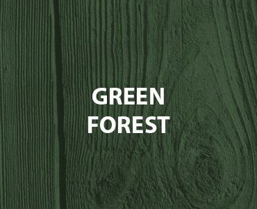 HMG Fence and Shed Paint - Green Forest
