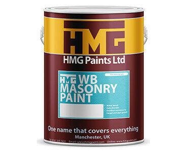 HMG Masonry Paint