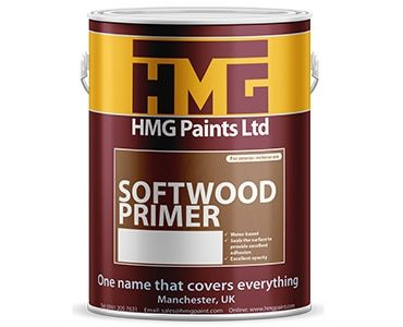 HMG Paints Softwood Primer