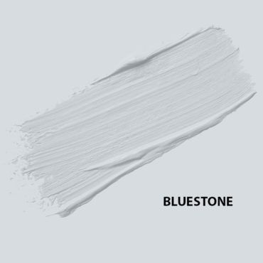 HMG Paints - Bluestone - A cool off-white blue, leaving a room bright and breezy. Three Generations of the Newton Family have been long standing employees of HMG Paints. Bluestone is the road the family grew up on.