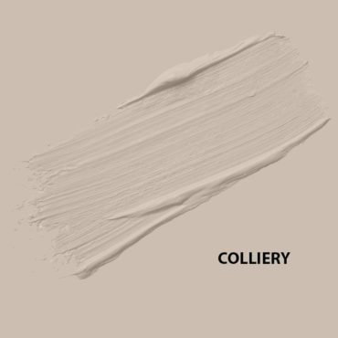 HMG Paints - Colliery - A light taupe/stone mix, perfect for neutral or statement accessories.