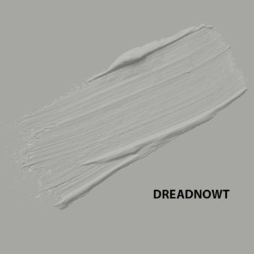 HMG Paints - Dreadnowt - A mid to dark shade of grey with a traditional feel.  Named after the submarine which protrudes out of the ground on HMG Paints site on Collyhurst Road, Manchester.