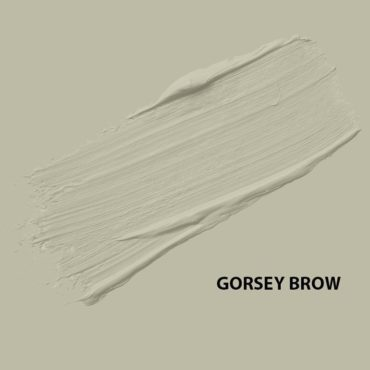 HMG Paints - Gorsey Brow - A popular green shade, which is impeccable against white woodwork. An area affiliated with the founding family.