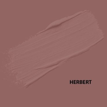 HMG Paints - Herbert - A deep burgundy with soft overtones. Named after Mr Herbert Falder, founder of H. Marcel Guest Ltd in 1930.