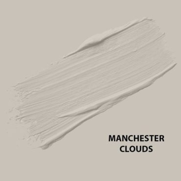 HMG Paints - Manchester Clouds - Inspired by the rain clouds that cover Manchester for the majority of the year.