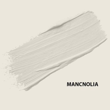 HMG Paints - Mancnolia - A Mancunian twist on the noted 'standard' colour of household paint Magnolia.